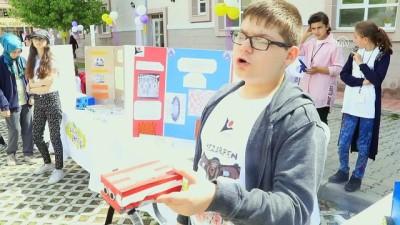 Öğrenciden Görme Engellilere Baston Bıraktıracak Proje