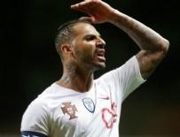 RİCARDO QUARESMA - Pepe ve Quaresmalı Portekiz'den tatsız prova!