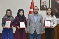 İLHAM - Rektör Akgül'den Öğrenci Topluluklarına Tebrik