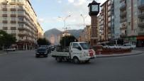 Seydişehir Belediyesinden Sinekle Mücadele