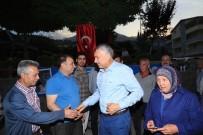 Seyhan'ın İftar Sofrası Pozantı'da Kuruldu