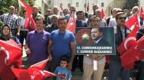 MUSTAFA ÖZDEMIR - STK'lardan Cumhurbaşkanı Erdoğan'a Destek Açıklaması