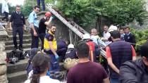 ORTODOKS KILISESI - Su Kuyusuna Düşen Kadını İtfaiye Kurtardı