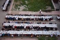 ADEM YıLMAZ - Taşköprü Belediyesi'nden 2 Bin 500 Kişilik Mahalle İftarı