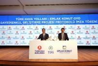 HAVAYOLU ŞİRKETİ - THY'den İstanbul Yeni Havalimanı Yakınında Yeni Bir Yaşam Alanı Kurmak Üzere İlk Adım