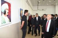 İBN-I HALDUN - Türk-İslam Bilim Ve Fikir Adamlarından Portreler Sergisi