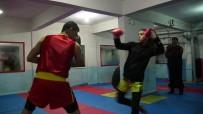 AVRUPA ŞAMPİYONU - Uşaklı Hatice, Wushu'da Avrupa Şampiyonu Oldu