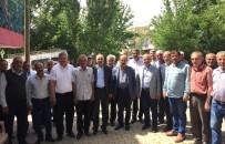 AHMET ÖZTÜRK - Yakup Taş'a Çiftçilerden Yakın İlgi