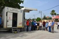 MEHMET AKıN - YZO'dan Çiftçilere Araç Muayene İstasyonu İmkanı