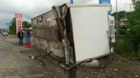 ÇAYDEĞIRMENI - Zonguldak'ta Trafik Kazası
