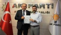 MEHMET ERDEM - AK Parti'de Aydın'dan 58 İsim Milletvekili Aday Adaylığı Müracaatında Bulundu