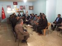 JEOLOJI - AK Parti Van Milletvekili Aday Adayı Gezgen'in İlçe Ziyaretleri