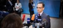 ATOM BOMBASı - Almanya Dışişleri Bakanı Maas, İsrail'i Yalanladı