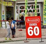 TEOMAN - Antalya'da Ucuz Ekmek Çılgınlığı Yayılıyor