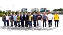 MEHMET TÜRKÖZ - Atatürk'ün FB Ziyaretinin 100. Yılı Didim'de Unutulmadı