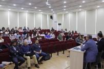 ÖĞRENCİ KONSEYİ - Avukatlar Geleceğin Hukukçularına Sendikal Hakları Anlattı