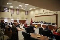 ÇEŞTEPE - Bartın Belediyesi Mayıs Ayı Meclis Toplantısı Yapıldı