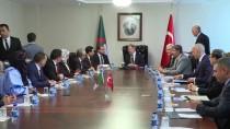 HALK MECLİSİ - Başbakan Yardımcısı Akdağ'ın Kabulü