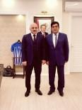 AŞIRET - Başkan Erbenzer'den Vali Zorluoğlu'na Ziyaret