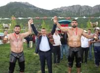 ÜNAL KARAMAN - Başkan Tutal Açıklaması 'Seydişehir'in Kırkpınarı Yaşandı'