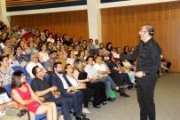 KEMAL SUNAL - Beyaz Kule Okulları'nda 'Ey Özgürlük' Konferansı