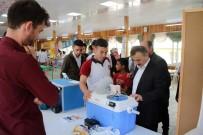 KADIR PERÇI - Birecik'te METEF Fuarının Açılışı Gerçekleştirildi