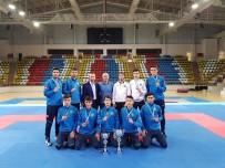 MUSTAFA YıLDıZ - Büyükşehir'in Karatecileri Türkiye Şampiyonu