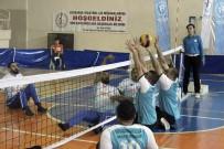 MEHMET OKUR - Büyükşehir Paravolley Türkiye Şampiyonu Oldu