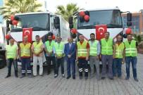 ÇIĞLI BELEDIYESI - Çiğli Belediyesi Araç Filosu Güçlendi