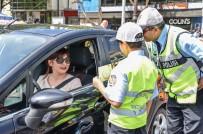 TRAFİK DENETİMİ - Çocuk Trafik Polisleri İş Başında