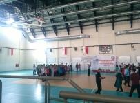 FARUK DEMIR - Düzce Üniversitesi Türkiye Badminton Şampiyonası'na Ev Sahipliği Yaptı