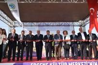 FATIH KıZıLTOPRAK - Ergene Kültür Merkezi'nin Temeli Atıldı