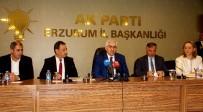MALİ MÜŞAVİR - Erzurum'da Milletvekili Aday Adaylığı İçin AK Parti'ye 140 Kişi Müracaat Etti