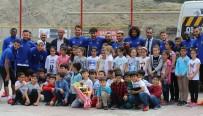 TURGAY GÜLER - Evkur Yeni Malatyaspor'un Minik Misafirleri