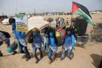 AVATAR - Filistinlilerden Avatar Kostümlü Protesto