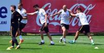 METİN OKTAY - Galatasaray, Akhisarspor Maçı Hazırlıklarını Sürdürdü