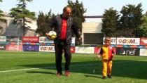 FLORYA METIN OKTAY TESISLERI - Galatasaray'da Akhisarspor Maçı Hazırlıkları