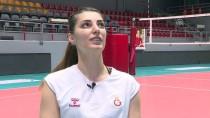 NESLIHAN DEMIR - 'Galatasaray Taraftarı Şampiyonluk Bekleyecektir'