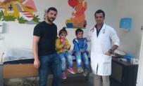 KENAN EVREN - Gerger Devlet Hastanesinde Çocuk Doktoru Görevi Başladı