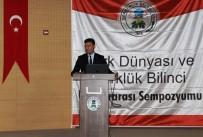 TÜRKÇÜLÜK - Germencik, 2. Uluslararası Türk Dünyası Ve Türklük Bilinci Sempozyumuna Ev Sahipliği Yaptı