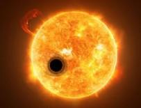 UZAY TELESKOBU - Hubble Teleskobu'yla öte gezegende büyük keşif