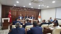 KALIFIYE - İl Genel Meclisi Mayıs Ayı Toplantısı Başladı