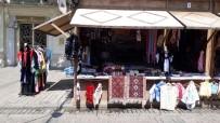 SULTAN AHMET - İstanbul'da Beytüşşebap Standı Açıldı