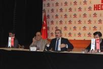İL KONGRESİ - 'İstanbul'da Hedef Yüzde 60+1'