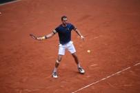 BOŞNAK - İSTANBUL Open'da Çeyrek Finalistler Belli Oldu