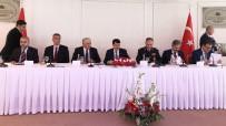 EROZYON - İstanbul Valisi Şahin Muhtarlarla Seçim Güvenliğini Konuştu