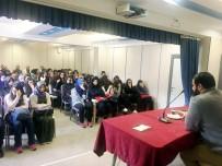 TEVFİK İLERİ - İyilikder'den 'Bağımlılık Sarmalında Gençliğin Geleceği' Semineri