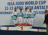 KAĞıTSPOR - Kağıtsporlu Judocular Olimpiyat Yolunda Önemli Avantaj Sağladı