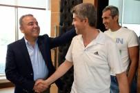 AMATÖR LİG - Konyaaltı Belediyespor'un Hedefe 3. Lig