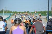BALCıLAR - Köyceğiz'de Portakal Çiçeği Bisiklet Festivali Düzenlendi